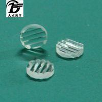 optical glass wave one-line lense