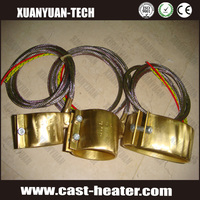 Brass heaters sealed nozzle