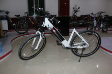 good quality 36 v 8 ah TD rechargeable electric bicycle