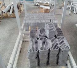 Vehicle Die-casting aluminum pedal, aluminum die-casting parts, aluminum footstep, aluminum alloy footboard