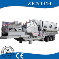 manufacturer portable stone crushers capacity 150-500tons tunisia