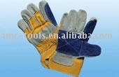De trabajo ( guantes, Guantes de cuero )