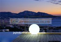 wholesale D20cm RGB rechargeable color plastic waterproof decoraTION led glow ball light rgb color changing