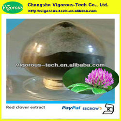 Botanical extracts trifolium pretense extract/red clover herb extract powder