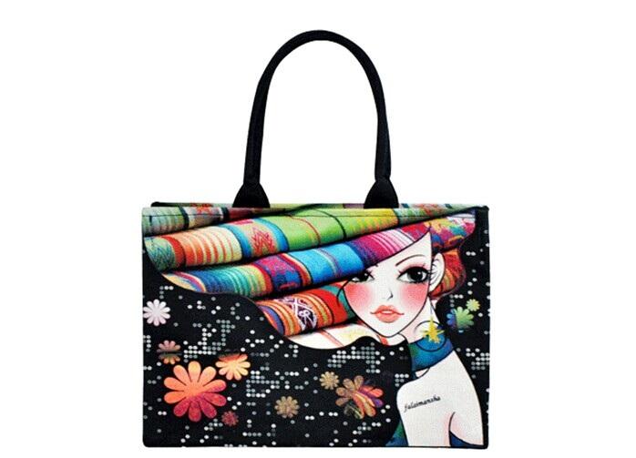 Elegant and stylish lady bag perfect handwork woman handbags top selling fashion lady bag