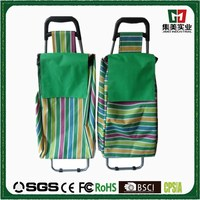 Newly Arrival Portable Shopping Cart Bag