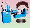 riveting machine BM9W-C brake shoes and linings riveting machine
