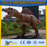 Cetnology artificial type realistic animatronic dinosaurios
