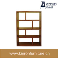 Solid wood office cabinet/modern home office furniture, wood display cabinet