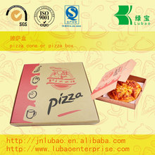 alibaba express paper pizza box package