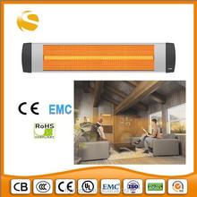 Elétrica ao ar livre e indoor infravermelho terraço mais quente