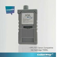 Canon PFI701 Compatible Dye Ink Cartridge