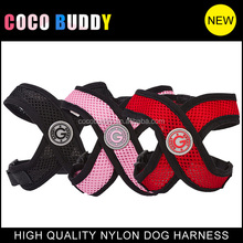 2015 New Arrival for High Quality Pet Products for Dog X-Shape Harness Mesh Dog Body Harness Fashion Lovabledog Harness
