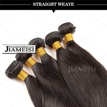 Hotsale! quick delivery remy virgin hair weave wholesale indian silky straight hair