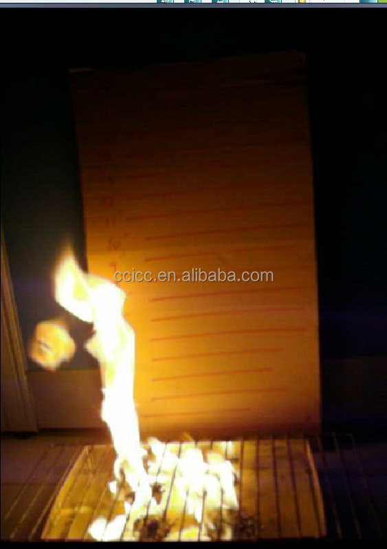 white waxed sawdust bbq fire starter