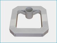 aluminium fabrication parts within top quality