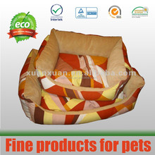 bright color warm pet bed dog bed