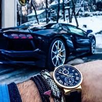 2015 Luxury Gift Items,Latest Black 5mm Men Leather Bracelet Real Stignray Men Leather Bracelet Manufacturer