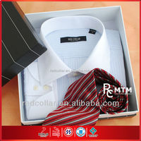 Tailor made shirt for men with high quality