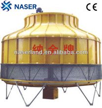 Open Type Cooling Tower | Round Counter Flow Type Frp Cooling Tower