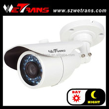 "WETRANS 1/3"" CMOS 960P Resolution 3.6mm Lens AHD Camera Weatherproof IR Camera"
