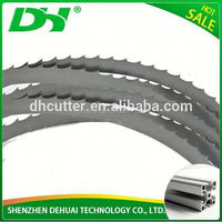 Stainless steel pipe and board cutting Band Saw Blade Processing Power Tool