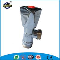 China wholesale dn15 triangle handle valve hydraulic angle valve slow open