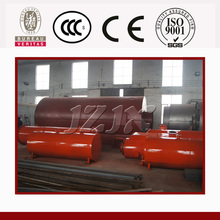5t capacity cryogenic tire recycling with 3 sets/month