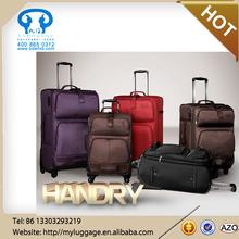 """Four wheels eva trolley luggage 20""""/24""""/28"""" farbic luggage"""