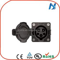 16a 32a charging cable/saej1772 plug/ev car charger dot/ev connector \\sae j1772 male\\ac plug\\auto connect