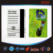 MDC296 Magnetic Access Control Card with Glossy/Matte Surface Finish
