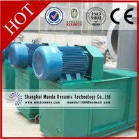 Charcoal bar making machine for cotton stem briquetting