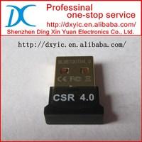 Mini Bluetooth CSR 4.0 USB Dongle Driver Adapter
