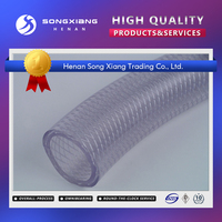 Synthetic Fiber PVC Hose