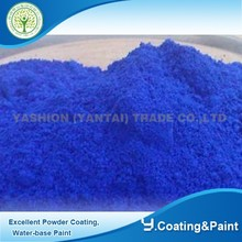 RAL color epoxy/polyester/acrylic/polyruthane powder coating for indoor and outdoor usage