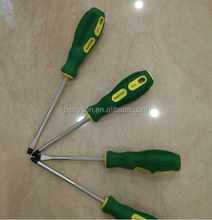 Strong magnetic and best quality screwdriver with soft handle