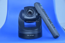 NTSC/PAL 1/3 CMOS Camera Auto Tracking SD Conference Camera with RS485/422,RS232 for School&Conference