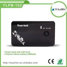Wholesale aa universal high capacity battery power bank