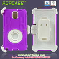 OEM Extreme Rugged armor protective case For Samsung galaxy Note 3