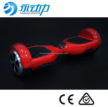 2015 hot selling portable 2 wheels standing electric smart self balancing scooter
