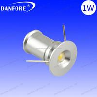 Shenzhen factory 2015 New product 1w cabinet down light led mini downlight mini led spot light