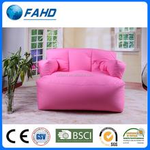 hot pink rexine fabric sofa nice cool bean bag chairs long sofa
