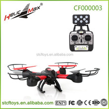 2015 wholesalesky HM1315W hawkeye rc helicopter 5.8G real-time drone aircraft android wifi control quadcopter with camera