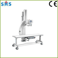 High Frequency Mobile Digital Radiography System DigiEye 560