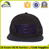 Custom embroidery hat snapback wholesale