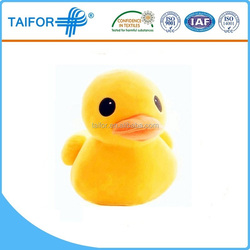 grade one economical plush yellow duck toy