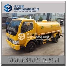 2015 brand new 5000L 1000 gallon water truck 4x2 RHD stainless steel water tank