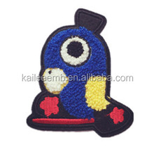 Chenille Cartoon Character Embroidery Patches
