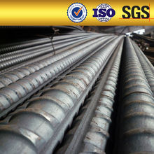 Post Tensioning Screw Thread Steel Bars 25mm Used for High Building Structure