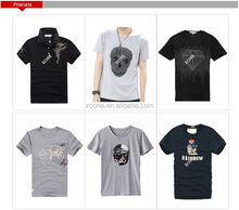 100% soft sueded cotton panda bangkok fashion t-shirts wholesale